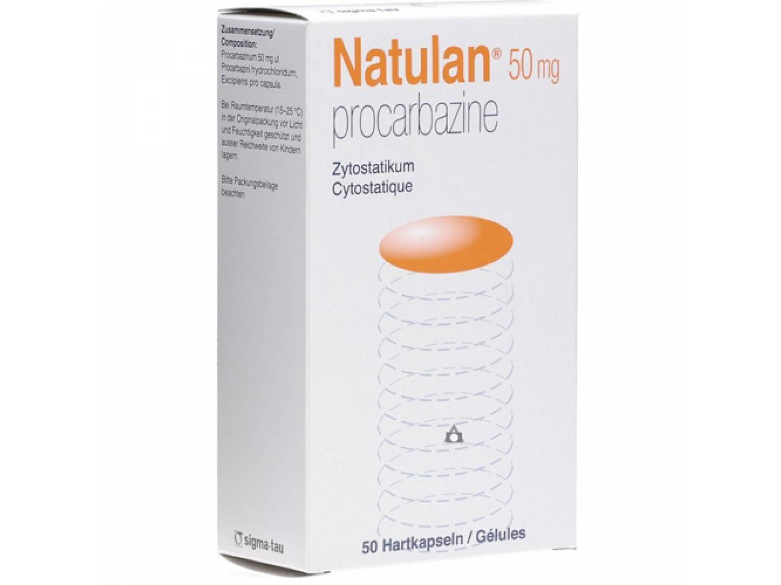 препарат Натулан 50 мг 50 таб