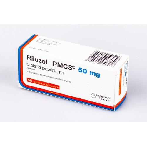 препарат Рилузол / Riluzol 50 мг №56