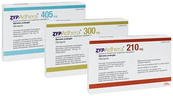 препарат Зипадера / Zypadhera / Оланзапин