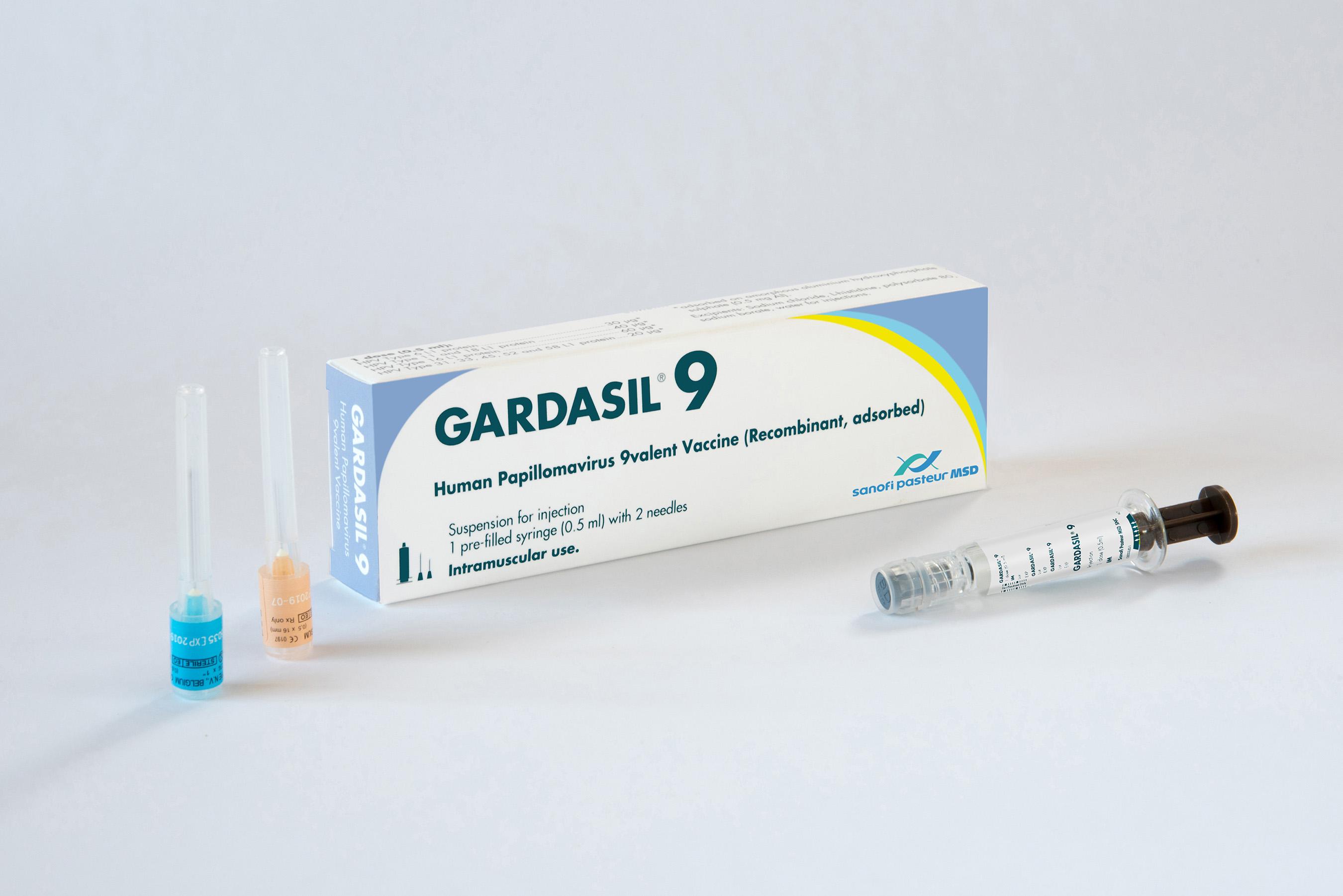 препарат Гардасил 9