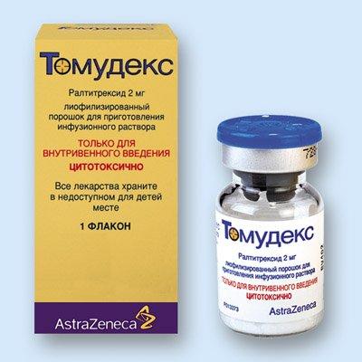 препарат Томудекс 2 мг №1